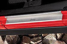 Mopar Jeep Door Entry Guards 4 Door ('07-'16 Wrangler JK)