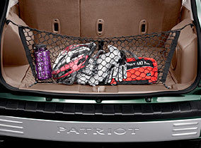 Jeep Cargo Net Kit by Mopar - Jeep World