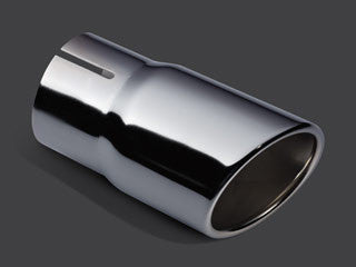 Mopar Exhaust Tip, Chrome,  ('11-'15 Grand Cherokee)