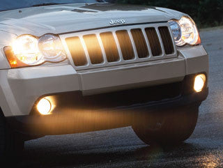 Mopar Mount in Fascia, includes switch and lights ('05-'07 Grand Cherokee WK)