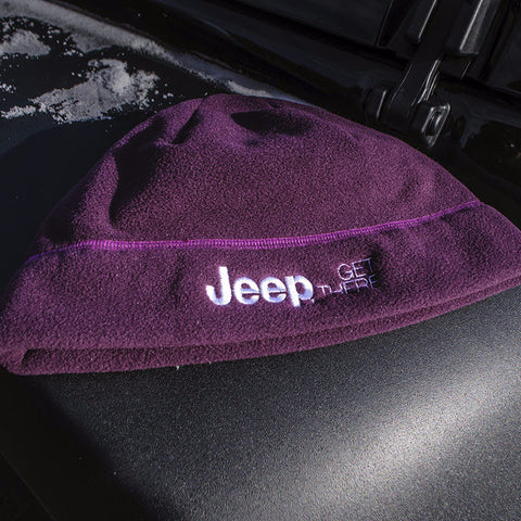 Jeep Women's Fleece Hat