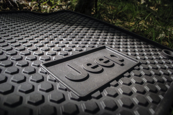 Cherokee Rubber All Weather Floor Mats Mopar Jeep World