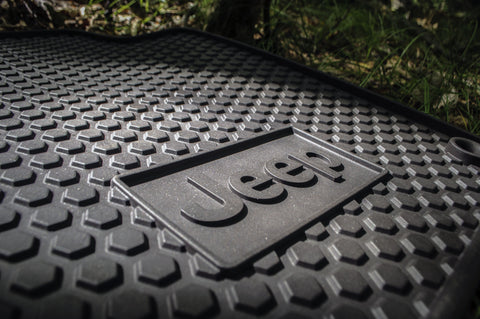 Mopar All Weather Floor Mats ('14-'16 Cherokee)
