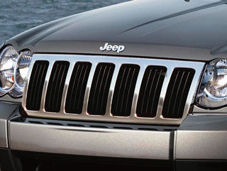 Mopar Chrome Grille ('11-'13 Grand Cherokee)