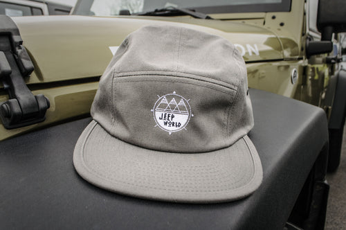Jeep Low Profile Hat
