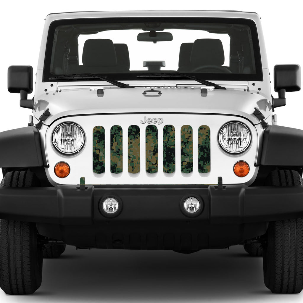 Jeep Tj Grill Bing Images