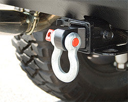 Rugged Ridge Hitch D-Ring ('87-'16 Wrangler YJ, TJ, JK)