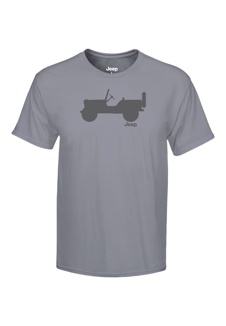 Jeep® Men's Wrangler Willys T-shirt