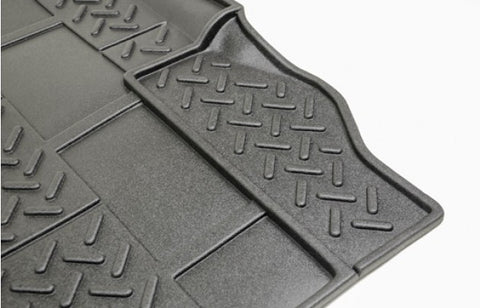 Jeep Wrangler Cargo Trays Mats And Liners Jeep World