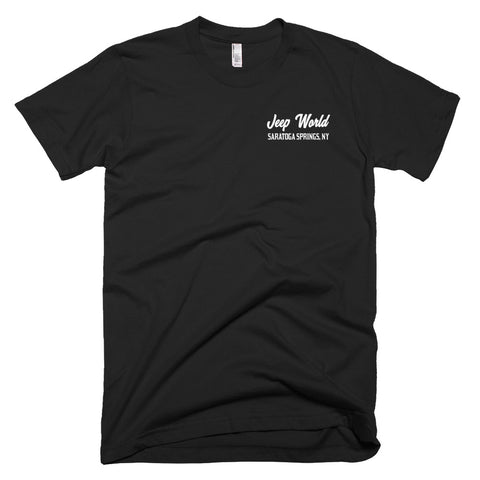 Jeep World Saratoga Short-Sleeve T-Shirt