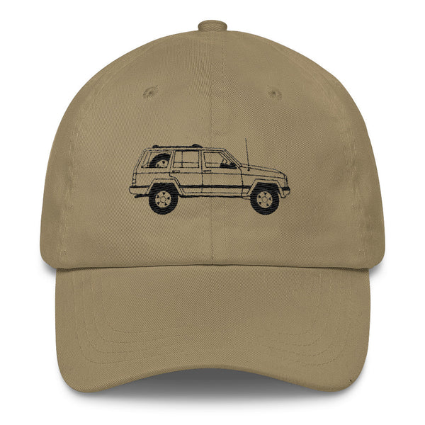 Jeep Xj Hat Throwback Thursday Jeep World
