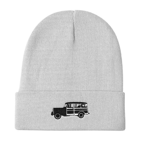 Throwback Thursday Willy's Overland Knit Beanie
