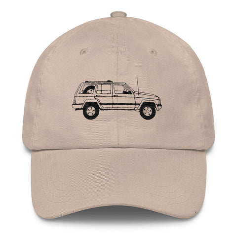Throwback Thursday XJ Hat