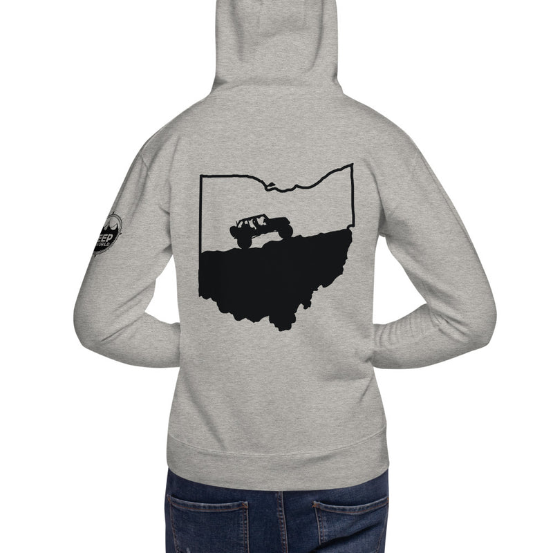 State Pride Trail Ride Hoodie (States O-W)