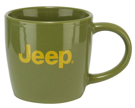 Jeep Ceramic Coffee Cup - Jeep World