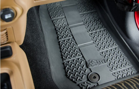 Jeep Floor Mats Carpet And Rubber Mats For All Jeeps Jeep World