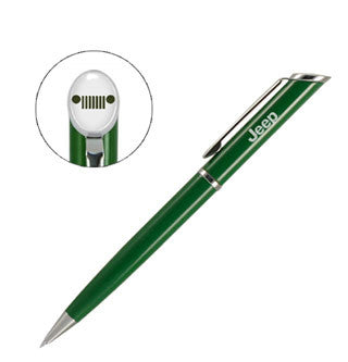 Quill Ballpoint Pen with Jeep Logo