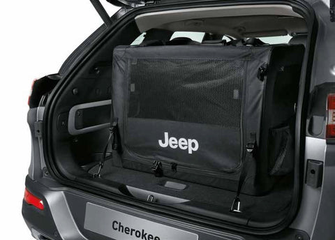 Jeep Collapsible Pet Kennel