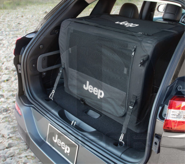Jeep Collapsible Pet Kennel Jeep World