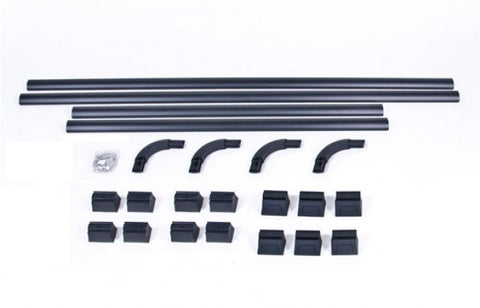 AEV Full Rail Kit for Roof Rack ('07-'18 Wrangler JK)