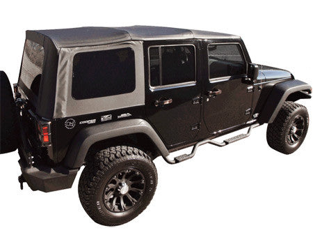 Rampage Replacement Soft Tops ('07-'09 Wrangler JKU)