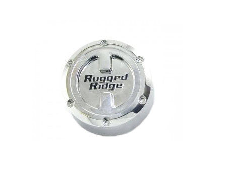 "Rugged Ridge Center Cap for Rugged Ridge 18x9"" Aluminum Wheels (Wrangler CJ, YJ, TJ, JK)"