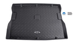 Rugged Ridge Cargo Tray with Jeep Logo ('76-'95 Wrangler CJ, YJ)