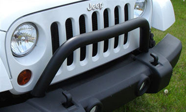 "RealWheels 2.5"" Pre-Runner Bar ('07-'18 Wrangler JK) - Jeep World"