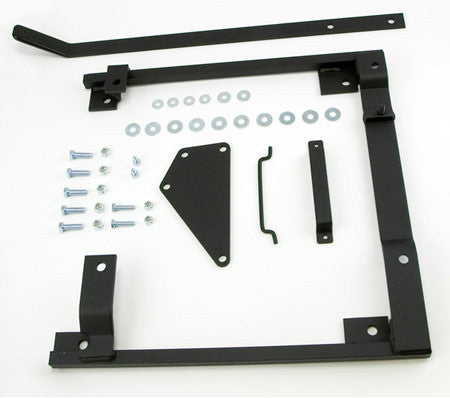 Rugged Ridge Passenger Seat Adapter ('76-'02 Wrangler CJ, YJ, TJ)