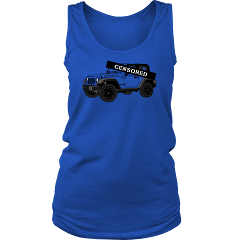 Go Topless Day Women's Tank Top