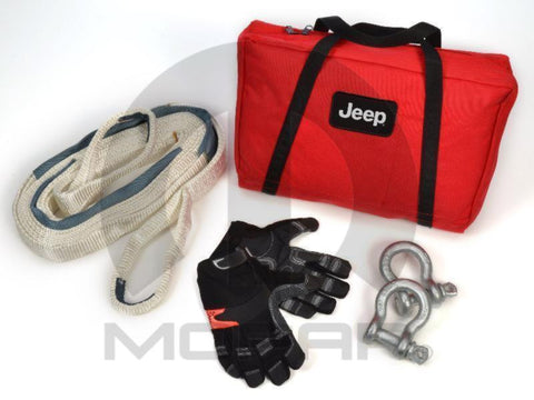 Jeep® brand Trail Rated Safety Kit