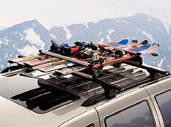 Mopar Jeep Ski Racks 06 10 Commander Xk Tcs92725