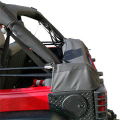 Wrangler Soft Top Storage