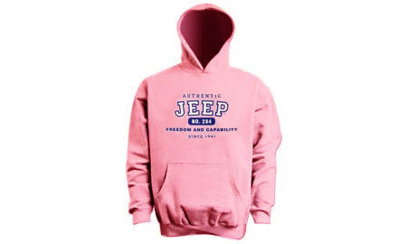 Pink Jeep Sweatshirt
