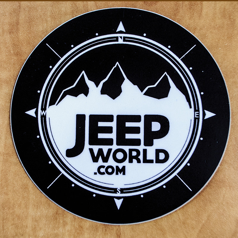 JeepWorld.com sticker