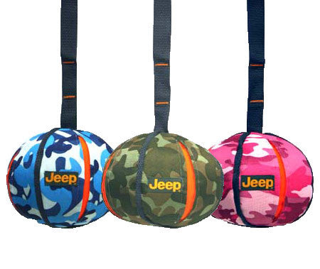 Jeep Nylon Camouflage Balls For Dogs