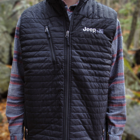 Jeep Quilted Thermolite Vest