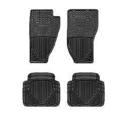 All-Weather Floor Mats by WeatherTech ('08 - '12 Liberty KK)