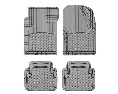 gray all weather mats