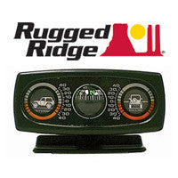 Rugged Ridge Clinometer with Compass (Universal)