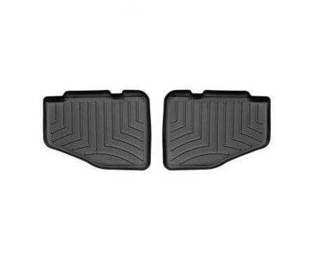 All-Weather Floor Liner Kit by WeatherTech ('97 - '06 Wrangler TJ, '07 - '18 Wrangler JK) - Jeep World