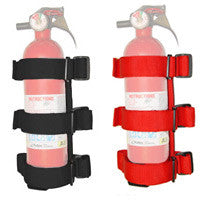 Rugged Ridge Fire Extinguisher Holder (Universal)
