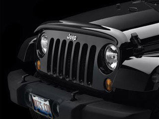 Air/Bug Deflector by WeatherTech ('07 - '18 Wrangler JK) - Jeep World