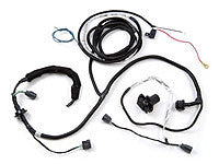 Mopar Trailer Tow Wire Harness Kit with 7-way Round Trailer Connector ('05-'06 Grand Cherokee WK)