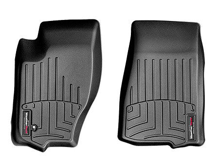 WeatherTech Digital Fit All Weather Mats, Front ('05-'10 Grand Cherokee)