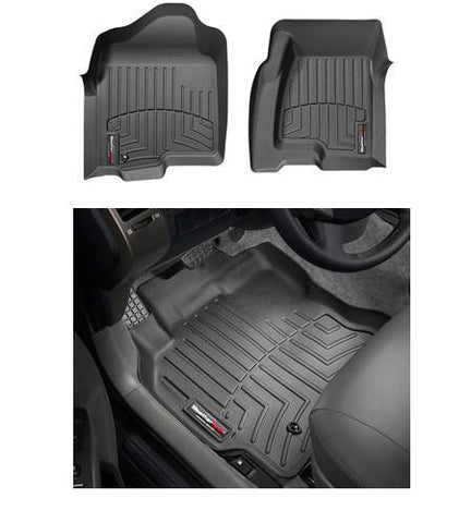 WeatherTech Digital Fit All Weather Mats, Front Kit, ('16 Grand Cherokee)