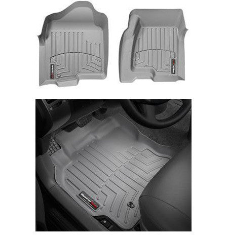 WeatherTech Digital Fit All Weather Mats, Front Kit, ('13-'15 Grand Cherokee)