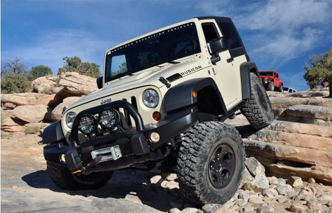 AEV DualSport XT Suspension 2.5 Inch ('07-'18 Wrangler JK)
