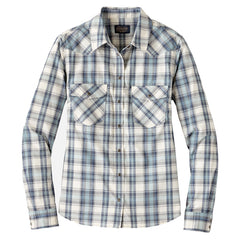 Women's Frontier ShirtBlue Multi
