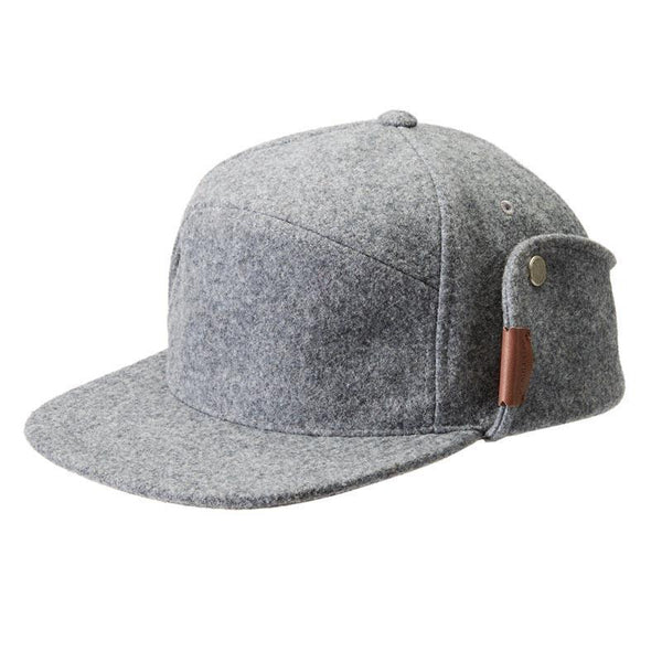 Timberline Ball Cap <br> Grey